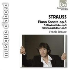 Strauss, Richard - Piano Sonata