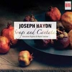Haydn - Songs And Cantatas