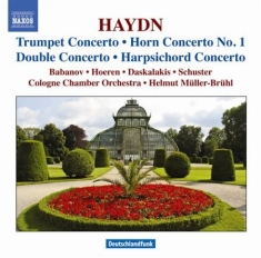Haydn - Concertos For Solo Instruments