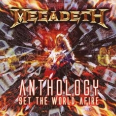 Megadeth - Anthology Set The World Afire