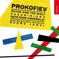 Prokofiev, Sergey - Peter & The Wolf