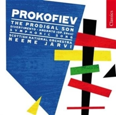 Prokofiev - The Prodigal Son