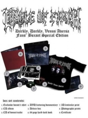 Cradle Of Filth - Darkly Venus Aversa Box + (Medium T