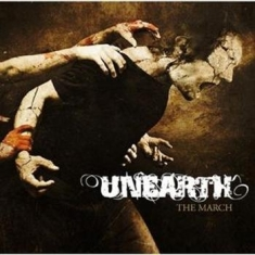 Unearth - March (Ltd.Ed. Cd (Extraspår) +Dvd)