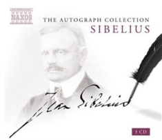 Sibelius - Sibelius: Autograph Collection