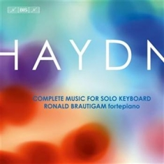 Haydn - Complete Music For Solo Keyboard