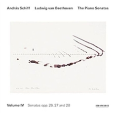 Beethoven, Ludwig Van - The Piano Sonatas, Volume Iv