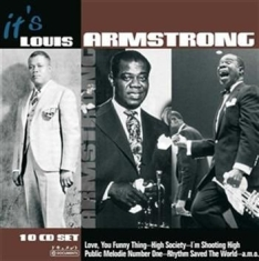 Louis Armstrong - It's Louis Armstrong