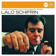 Lalo Schifrin - Mission Impossible & Other...(Jazzc