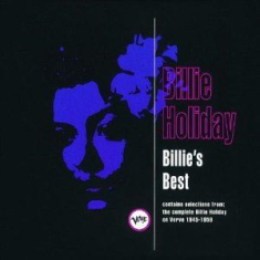 Holiday Billie - Billie's Best