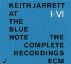 Jarrett Keith - At The Blue Note