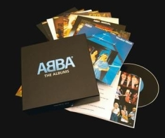 Abba - Albums - 9Cd Box Set