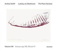 Beethoven, Ludwig Van - The Piano Sonatas, Volume Viii