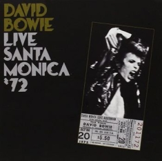 David Bowie - Live In Santa Monica '72