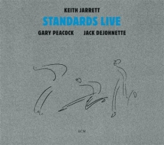 Jarrett, Keith - Standards Live