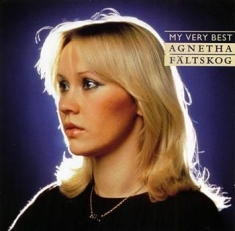 Agnetha Fältskog - My Very Best (Jewelcase)