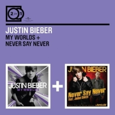 Justin Bieber - 2For1 My Worlds/Never Say Never