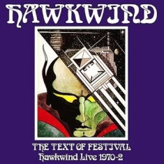 Hawkwind - Text Of Festival