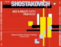 Shostakovich Dmitry - Jazz & Ballet Suites, Film Music