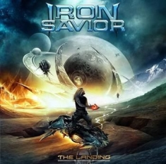 Iron Savior - Landing The (Ltd  Digi Pack)