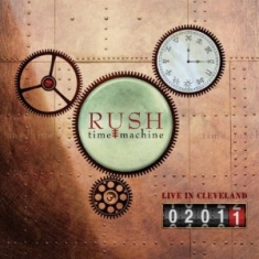 Rush - Time Machine: Live In Clevelan