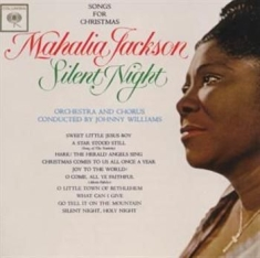 Mahalia Jackson - Silent Night/Songs For Christmas (L