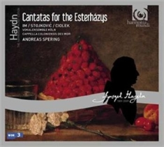 Haydn - Cantatas For The Esterhazys