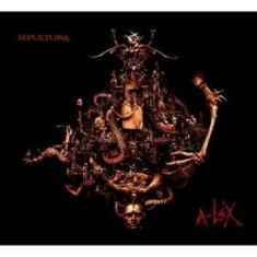 Sepultura - A-Lex Ltd. Edition