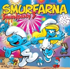 Smurfarna - Smurfparty 3