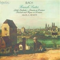 Bach, Johann Sebastian - French Suite