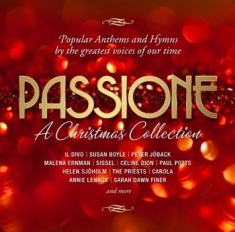 Blandade Artister - Passione - A Christmas Collection