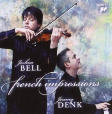 Bell Joshua - French Impressions