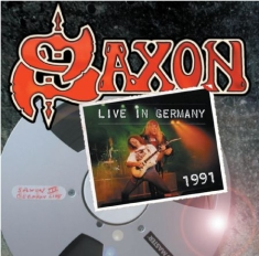 Saxon - Live In Germany 1991
