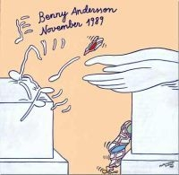 Benny Andersson - November 1989