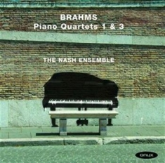 Brahms - Piano Qts 1 & 3