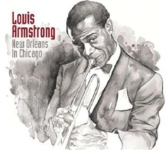Louis Armstrong - New Orleans In Chicago