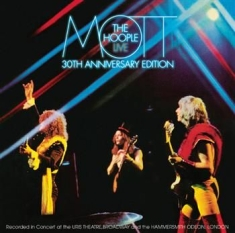 Mott The Hoople - Live -Annivers-