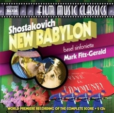 Shostakovich - New Babylon