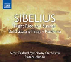 Sibelius - Night Ride And Sunrise