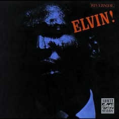 Elvin Jones - Elvin (Cc 50)