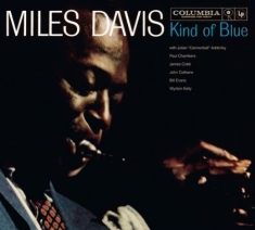 DAVIS MILES - Kind Of Blue