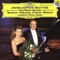Mutter Anne-sophie, Violin - Berlin Recital
