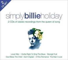 Billie Holiday - Simply Billie Holiday