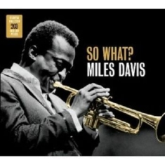 DAVIS MILES - So What-Essential (2Cd)