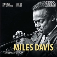 DAVIS MILES - The Serpents Too