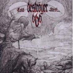 Destroyer 666 - Cold Steel - For An Iron Age (Re-Is