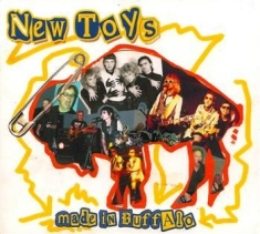 Kevin K - New Toys: Made In Buffalo