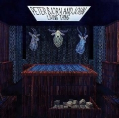 Peter Bjorn And John - Living Thing - Ltd Bonus Cd
