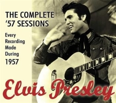 Presley Elvis - Complete 57 Sessions The 2 Cds