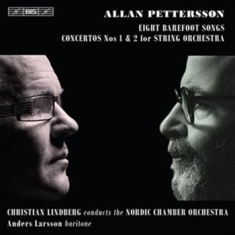 Allan Pettersson - Eight Barefoot Songs